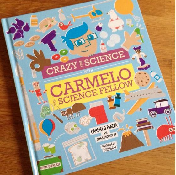 Brooklyn Based Features Carmelo the Science Fellow | POW