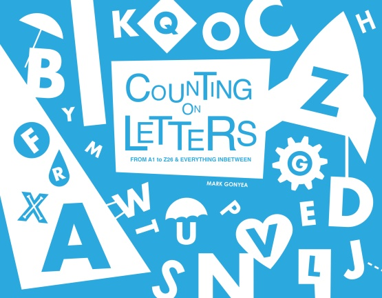 Counting on Letters: From A to Z and 1 to 26   POW! Kids Books