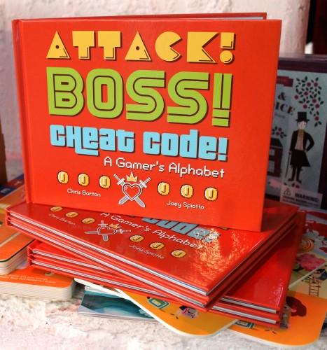 Attack Boss 4