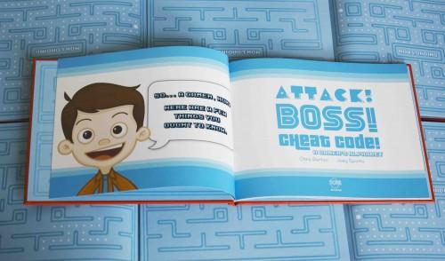 Attack Boss13
