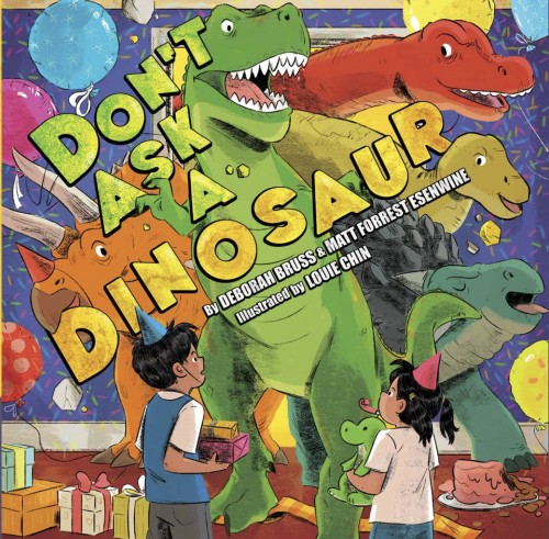 Don't Ask a Dinosaur_Cover