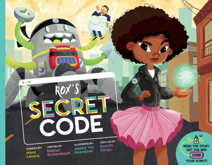 New Kid on The Blox: Inspire Girls to Get Into Coding With Rox and